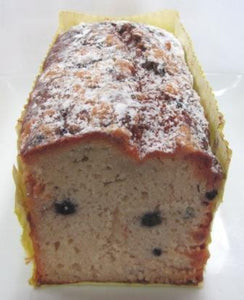 Cake BLUEBERRY Yogurt Loaf