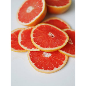 Grapefruits-Medium Sized-Red- 5 Pieces