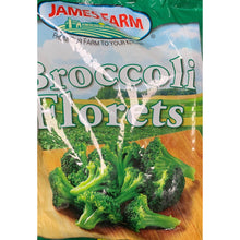 Load image into Gallery viewer, Frozen Broccoli Florets -2lbs Per Bag