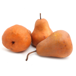 Pears Brown Bosc- 6 Pieces