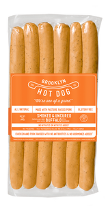 Hot Dogs- BUFFALO CHICKEN-Per Pack