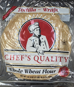 Wraps WHEAT 12 Count Per Pack