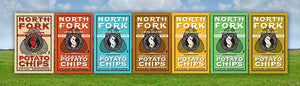 Potato Chips Northfork BARBEQUE 6oz Bag