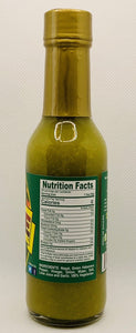 Hot Sauce-SPYCE-Green Habanero-5oz. Per Bottle