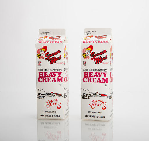 Heavy Cream Quart- Per Piece