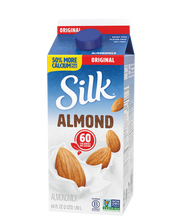 Load image into Gallery viewer, Almondmilk- ORIGINAL SILK- Half Gallon