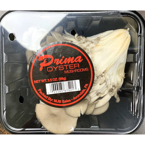 Mushrooms Oyster-3.5oz. Per Package