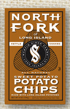 Load image into Gallery viewer, Potato Chips Northfork SWEET POTATO 6oz Bag