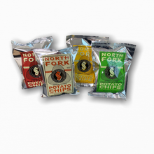 Load image into Gallery viewer, Potato Chips Northfork VARIETY BOX 2oz Bags