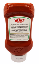 Load image into Gallery viewer, Ketchup Heinz-20oz Squeeze Bottle