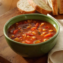 Load image into Gallery viewer, Soup-MINESTRONE- Per Box, 2/1 Gallon Bags