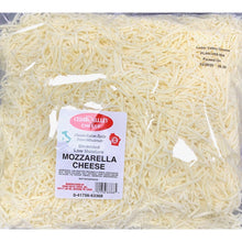 Load image into Gallery viewer, Mozzarella Cheese Shredded- 5lb Bag- Per Bag