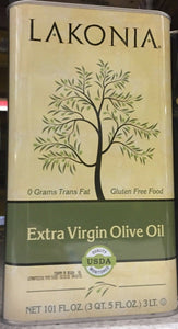 Olive Oil-3Liter Per Container