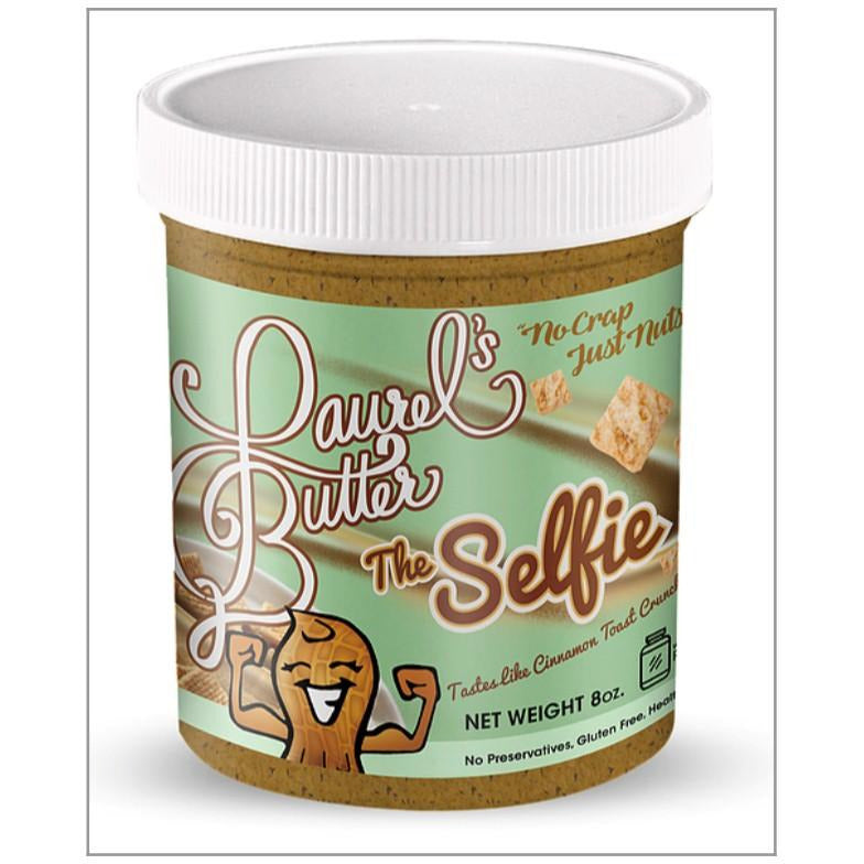 Laurel's Butter-The Selfie- (8oz) Per Jar