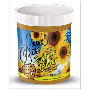 Laurel's Butter-Sunflower Butter- (8oz) Per Jar