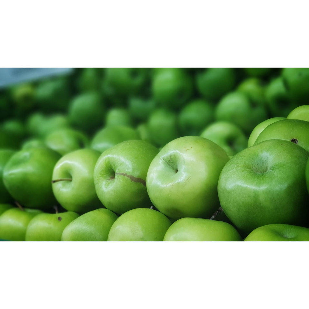 Apples-GREEN-GRANNY SMITH-6 Pieces