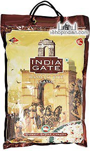 India Gate Basmati Rice - Classic - 10 lbs