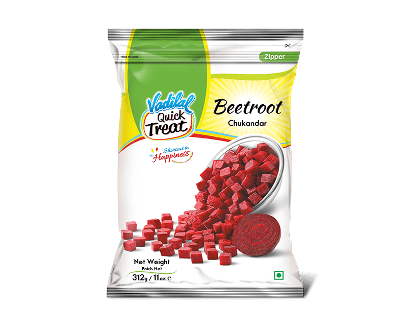 Frozen Beetroot (vadilal)- 312gm