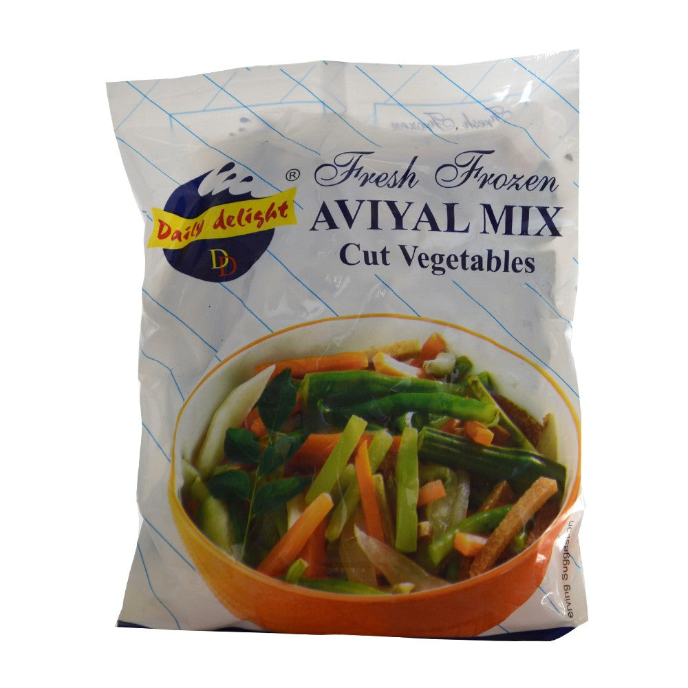 Frozen Aviyal Mix(Daily Delight) - 400gm