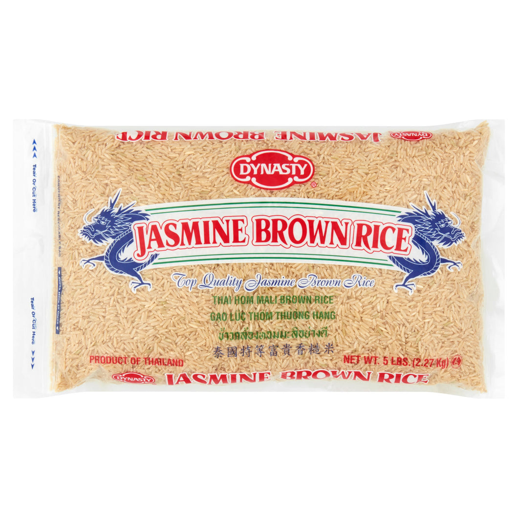 Dynasty Brown Jasmine Rice