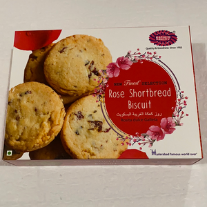 Karachi Bakery Rose Short-Bread Biscuits