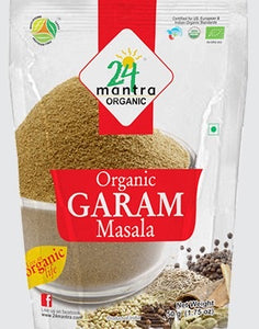 24 mantra organic Garam masala powder 1.75oz