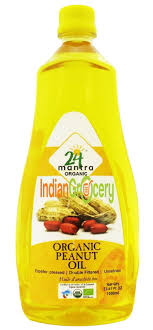 24 Mantra Peanut Oil - 33.8oz