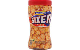 Parle Monaco Sixer salted- Classic