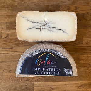 Pecorino with Truffles - 225g