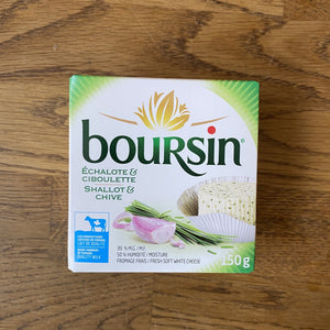 Boursin Garlic-herb Cheese