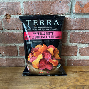 Sweets and Beets Chips , No Salt Added - 170g