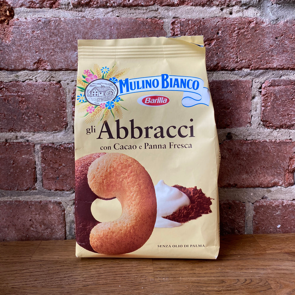 Load image into Gallery viewer, Abbracci Cookies - Mulino Bianco - 700g