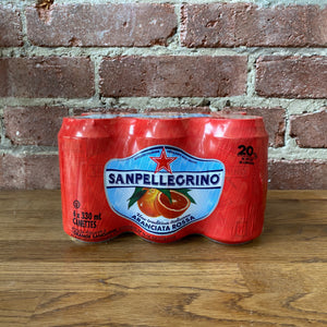Sanpellegrino Blood Orange - 330ml