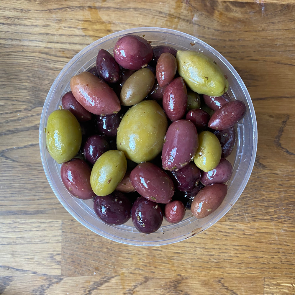 Load image into Gallery viewer, Olives Sweet Mix - Bulk