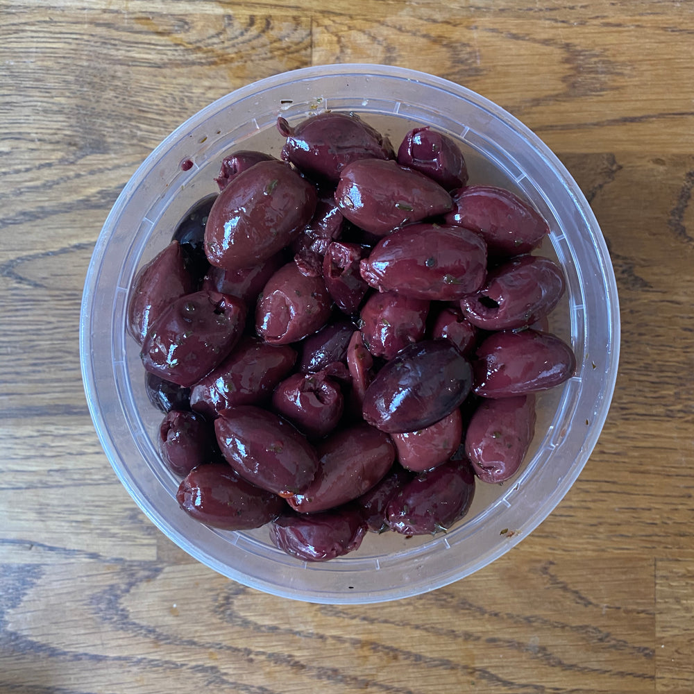 Load image into Gallery viewer, Pitted Kalamata Olives - Bulk