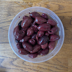 Pitted Kalamata Olives - Bulk