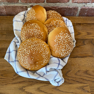 Load image into Gallery viewer, Hamburger Buns - 6 pack