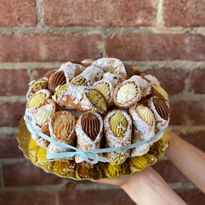 Load image into Gallery viewer, Cannoli-Cake