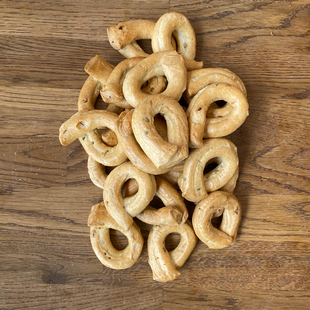 Load image into Gallery viewer, Fennel Taralli - Bulk