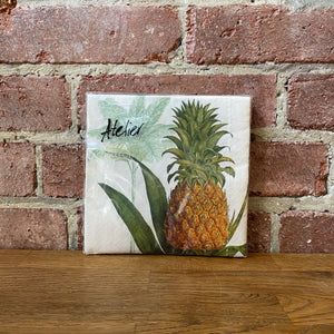 Load image into Gallery viewer, Pineapple Design - 20 Napkins