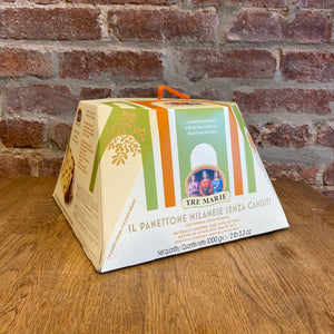 Panettone Milanese without Candied Fruit - 750g
