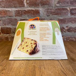 Load image into Gallery viewer, Panettone Milanese without Candied Fruit - 750g