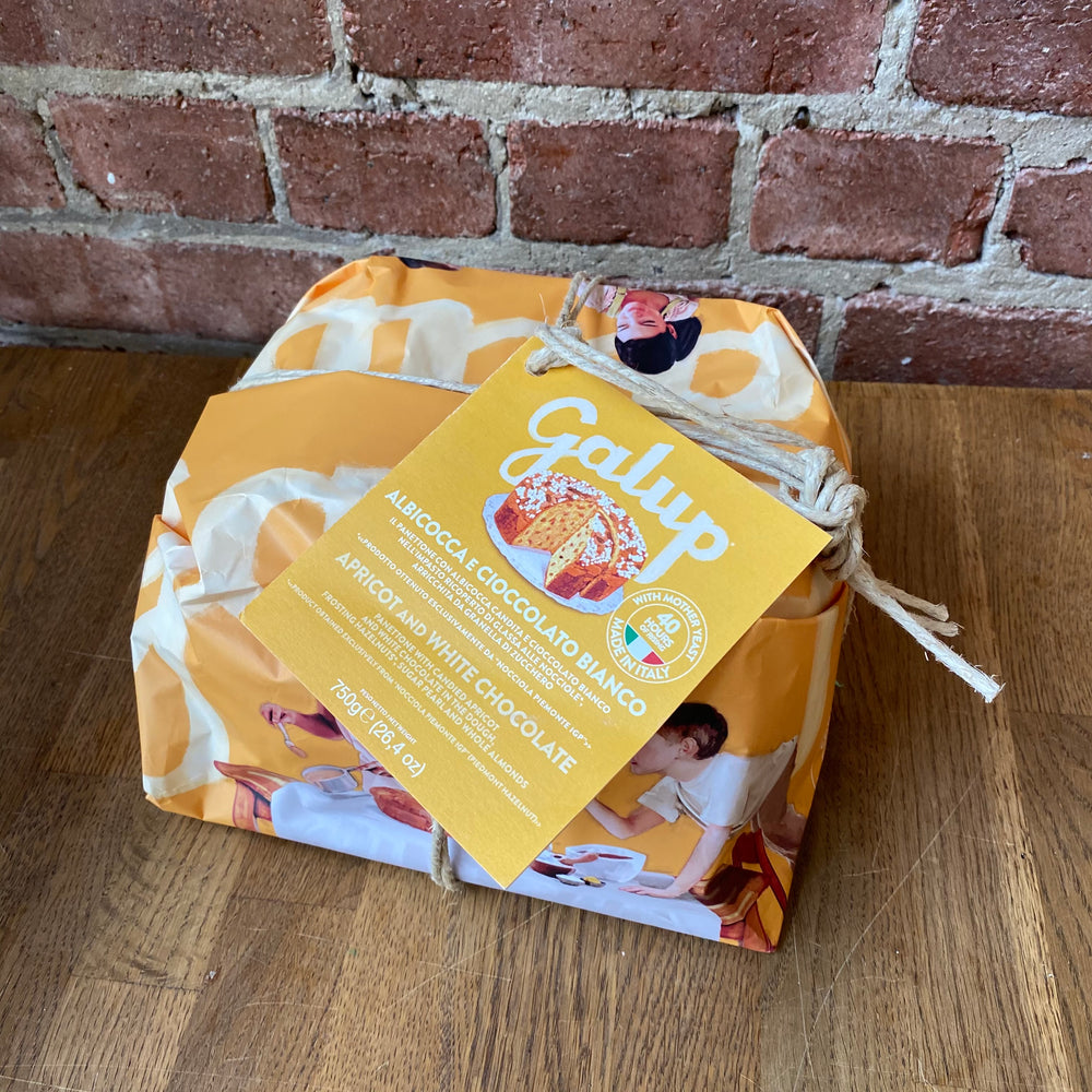 Apricot and Chocolate Panettone - 750g