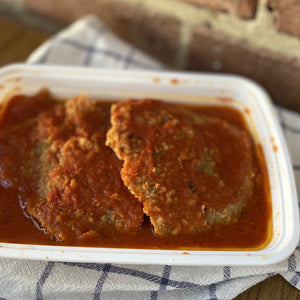 Veal Cutlet In Sauce