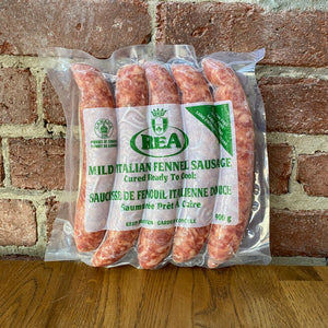 Load image into Gallery viewer, Frozen Italian Fennel Sausage - Mild
