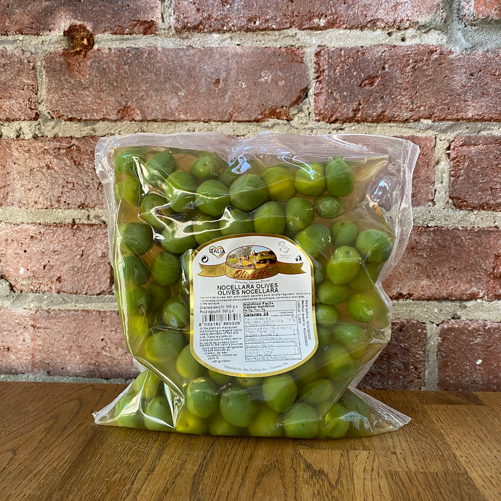 Load image into Gallery viewer, Nocellara Olives - 500g