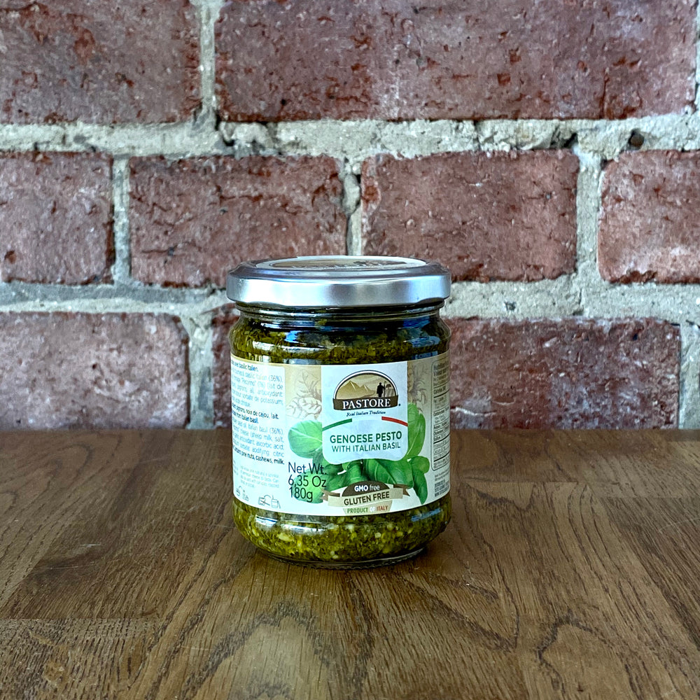Genovese Pesto With Italian Basil - 180g