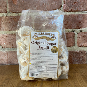 Load image into Gallery viewer, Origional Sugar Taralli - 283gr
