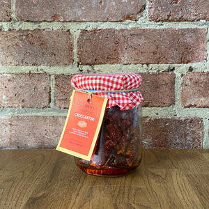 Sweet Dried Red Peppers