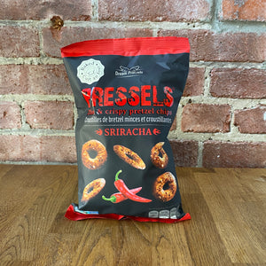 Load image into Gallery viewer, Sriracha Pretzel Chips - 250g